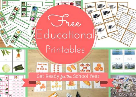 montessori printables for preschool 1000 images about montessori free printables downloads