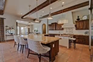 35 large kitchen islands with seating pictures