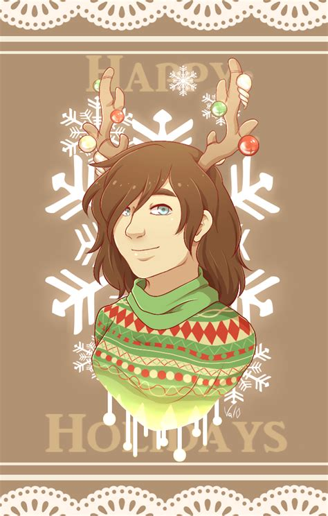 Happy Holidays Dc Nearlyweds by Happy Holidays By Val 07 On Deviantart