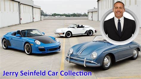 seinfeld garage jerry seinfeld 15 million car collection