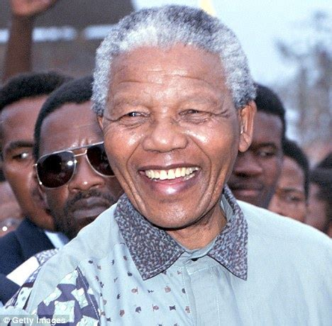 nelson mandela by piers morgan: i was staggered by mandela