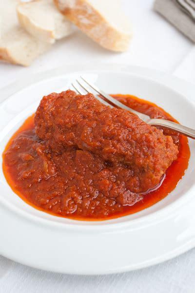 cucina tripolina ricetta hraimi labna