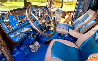 Learn How To Do Auto Upholstery 10 Best Custom Big Rig Interiors