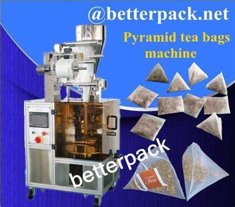 Tea Bag Machine Tea Machine by Pyramid Tea Bags Packaging Machine Triangular Tea Bags Machine Id 5541240 Product