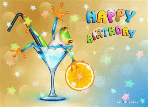 birthday martini gif birthday drink gifs tenor