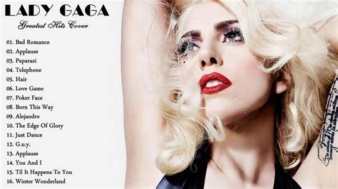 best of gaga gaga greatest hits cover 2016