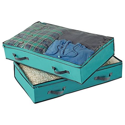 storage bed underbed storage bed bath and beyond under bed storage containers bed studio 3b underbed storage bags set of 2 bed bath beyond