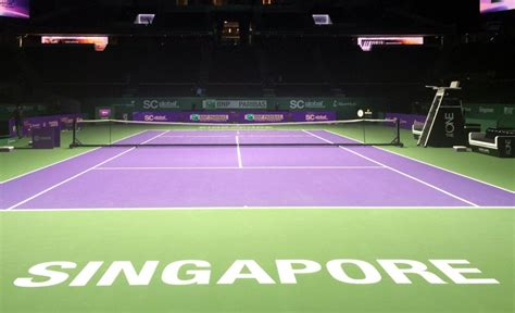 Singapore Court Search Singapore Indoor Stadium Oue Singapore Slammers Home Iptl Tennis Courts Map Directory