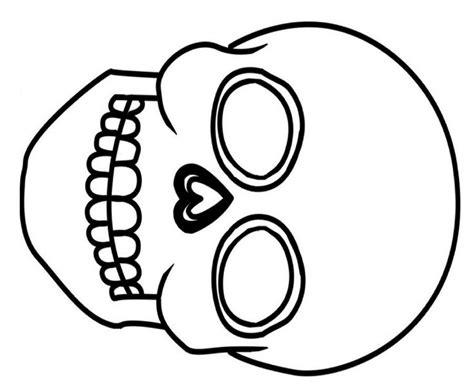 blank sugar skull template calavera png 1600 215 1299 dia de los muertos