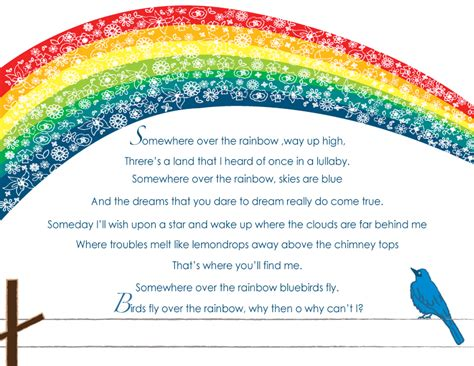 and the rainbow who stayed books the eighth lullaby book the rainbow