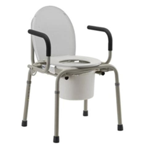 walgreens shower chair with handles drop arm commode model 8900w bedside 3 in 1 commode