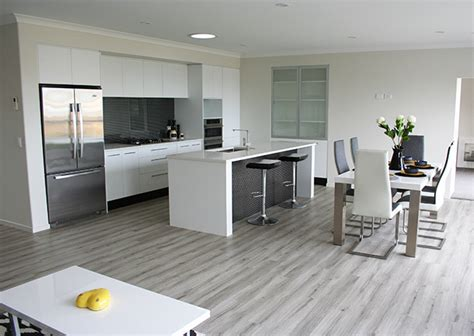 Kitchen Colour Design New Show Home In Aotea Interior Designer Anita Thomas