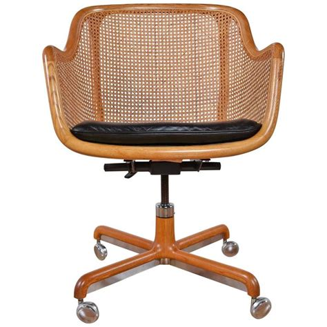 Mid Century Modern Desk Chair Mid Century Modern Swivel Desk Chair By Ward At 1stdibs
