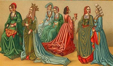 vestir en la edad media arque historia la actualidad vestir en la edad media arquehistoria