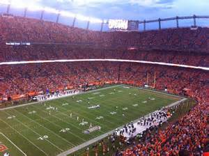 section 4 sports sports authority field at mile high section 540 row 4 seat