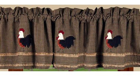 chicken curtains rooster design curtains 20 useful ideas of rooster
