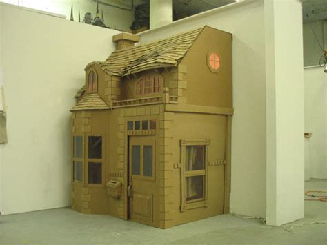 cardboard house 30 most unique and creative cardboard sculpture designs stunninghub