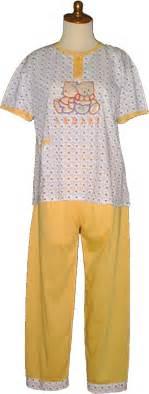 Celana Pendek Cotton Motif 3 4 baju tidur gloria baju tidur stelan kaos