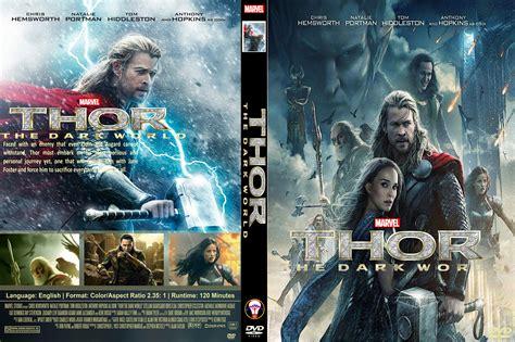 Kaset Dvd Bluray Blue Blueray Thor The World Murah thor the world 2013 r0 custom dvd cover