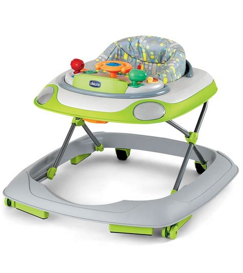 Baby Walker chicco lil driver baby walker silver