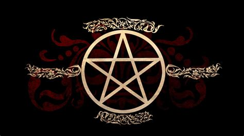 pentagram wallpaper 18403