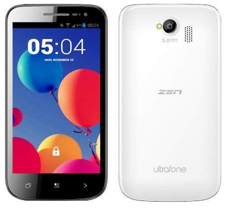 zen ultrafone 504 featuring 5 inch display, dual core