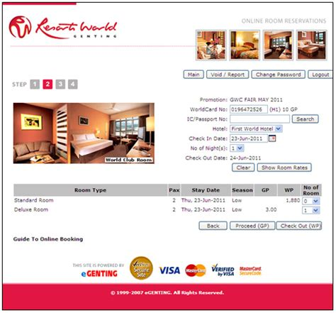 Genting Room Promotion by 48 Smart Genting Resort World Buy 1 Free 1 Year End