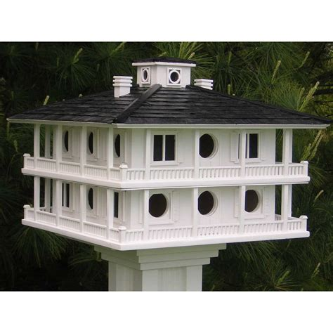 martin houses clubhouse bird house for purple martins yard envy