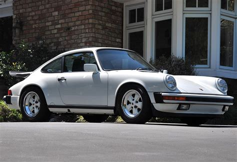 Porsche 911 Carrera 1984 by 1984 Porsche 911 Carrera 3 2 Coupe 911 Specifications