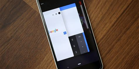 here s how android p s iphone x style navigation gestures will work