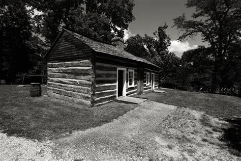 lincoln log cabin state historic site lerna il photo