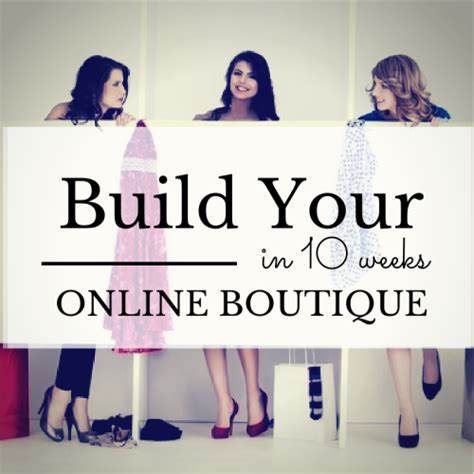 build your online build your online boutique blue print online boutique source