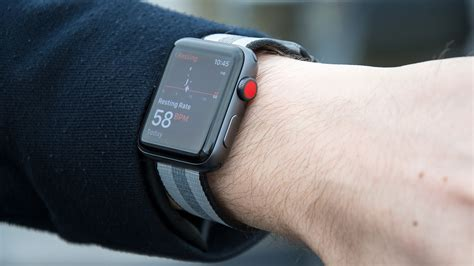 Smartwatch Apple Series 3 Apple Series 3 Review Apple Retains Its Smartwatch Crown Expert Reviews