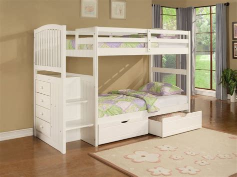 best girls white loft bed the great ideas of girls white