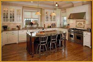 island kitchen cabinet brown kitchen cabinets with white island quicua