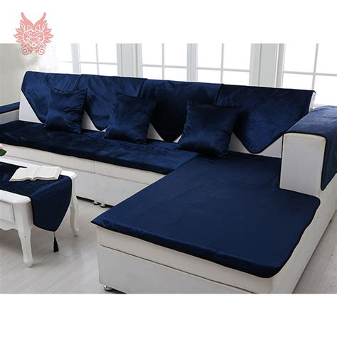 navy blue sofa cover navy blue sofa slipcover best sofa decoration