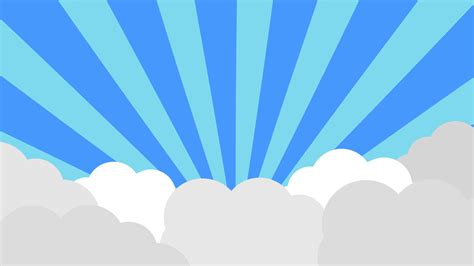 wallpaper blue cartoon photo collection background cartoon sky clouds
