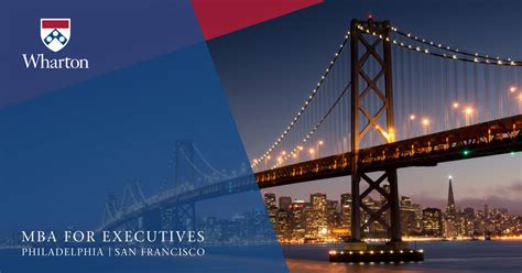 Wharton Executive Mba Sf Schedule san francisco admissions information session