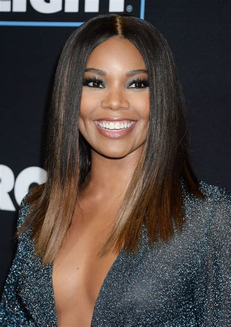 hollywood actress gabrielle union gabrielle union flawless hair new hair care brand
