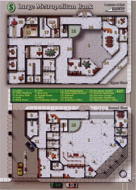 97 best images about shadowrun floorplans maps on pinterest mansions police station and sean
