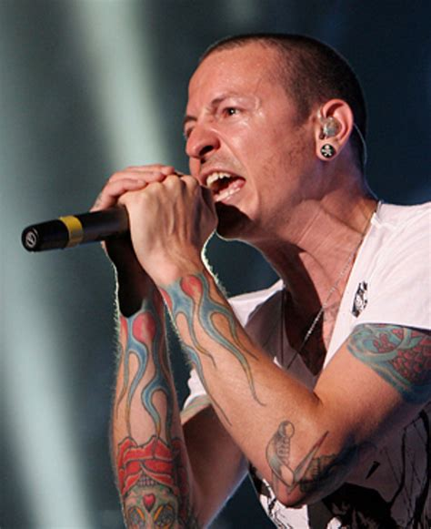 chester bennington tattoos they re chester bennington s tattoos