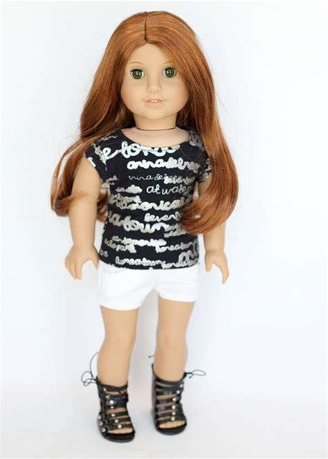 188 best american doll shirts images on