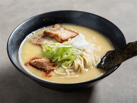 miso tori paitan ramen creamy chicken broth ramen recipe