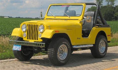 1978 Jeep Cj5 Parts 1978 Jeep Cj5
