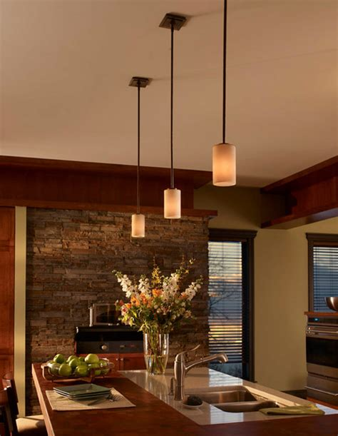 contemporary kitchen mini pendant lights home decor