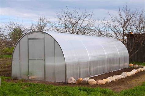 hoop houses hoop house profitable plants digest
