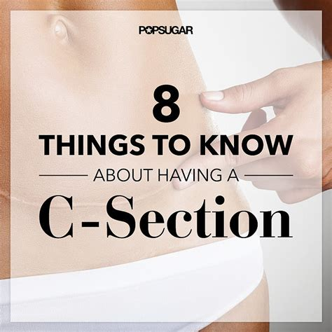 after having a c section c section recovery popsugar moms