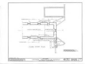Mission San Diego De Alcala Floor Plan Pin Pd Drawing U S Historic American Buildings Survey On