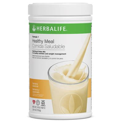 Herbalife F1 Shake formula 1 healthy meal nutritional shake mix