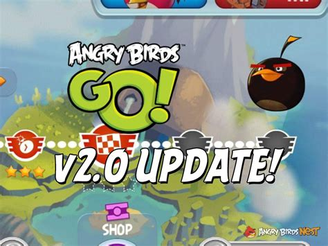 angry birds go v2 0 update out worldwide new first look